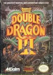 Double Dragon III - Front | Double Dragon III NES