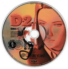 Game Disc 1 | D2 Sega Dreamcast