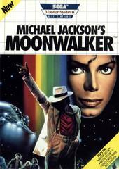 Michael Jackson's Moonwalker Sega Master System Prices