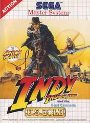 Indiana Jones and the Last Crusade PAL Sega Master System Prices