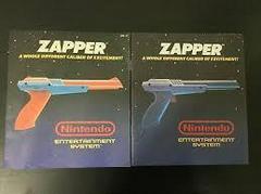 Zapper Light Gun - Instructions   Zapper Light Gun NES