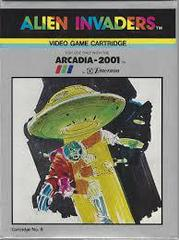 Alien Invaders Arcadia 2001 Prices