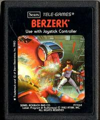 Berzerk [Tele Games] Atari 2600 Prices