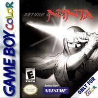 Return of Ninja GameBoy Color Prices