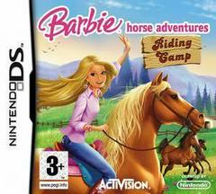 Barbie Horse Adventures: Riding Camp PAL Nintendo DS Prices