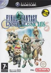 Final Fantasy Crystal Chronicles PAL Gamecube Prices