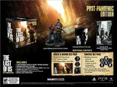 The Last of Us [Post Pandemic Edition] Playstation 3 Prices