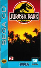 Manual - Front | Jurassic Park Sega CD