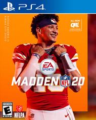 Madden NFL 20 Playstation 4 Prices