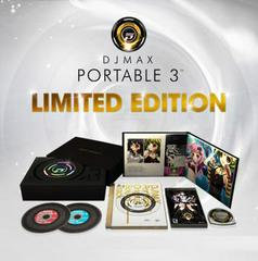 DJ Max Portable 3 Limited Edition PSP Prices