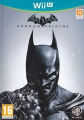 Batman: Arkham Origins PAL Wii U Prices