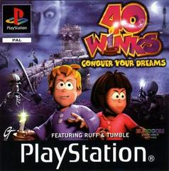 40 Winks PAL Playstation Prices