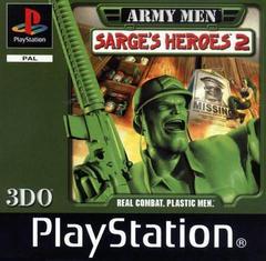 Army Men Sarge's Heroes 2 PAL Playstation Prices