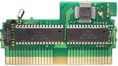 Circuit Board   Contra Force NES