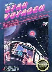 Star Voyager [5 Screw] NES Prices