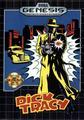 Dick Tracy   Sega Genesis
