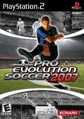 Winning Eleven Pro Evolution Soccer 2007 Playstation 2 Prices