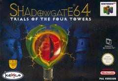 Shadowgate 64 PAL Nintendo 64 Prices