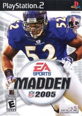Madden 2005 Playstation 2 Prices