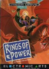 Rings of Power PAL Sega Mega Drive Prices