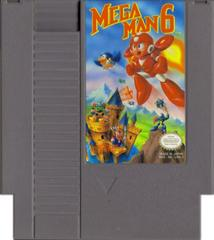 Cartridge | Mega Man 6 NES