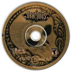 Game Disc | Draconus Cult of the Wyrm Sega Dreamcast