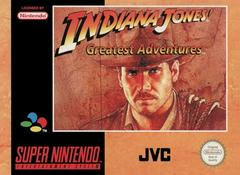 Indiana Jones' Greatest Adventures PAL Super Nintendo Prices