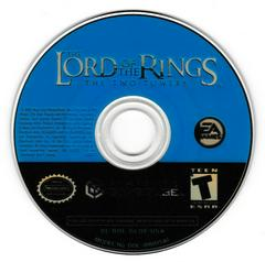 Game Disc | Lord of the Rings Two Towers Gamecube