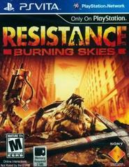 Resistance: Burning Skies Playstation Vita Prices