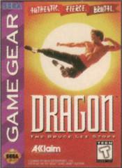 Dragon: The Bruce Lee Story Sega Game Gear Prices