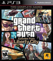 Grand Theft Auto: Episodes from Liberty City Playstation 3 Prices