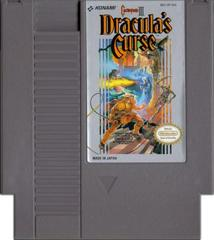 Cartridge | Castlevania III Dracula's Curse NES