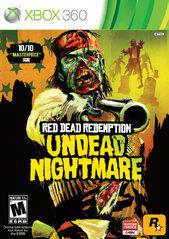 Red Dead Redemption Undead Nightmare Collection Xbox 360 Prices
