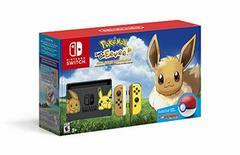 Nintendo Switch Let's Go Eevee System Nintendo Switch Prices