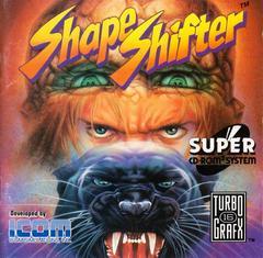 Shape Shifter TurboGrafx CD Prices