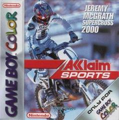 Jeremy McGrath Supercross 2000 PAL GameBoy Color Prices