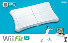 Wii Fit U with Balance Board and Fit Meter Wii U Prices