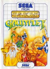 Gauntlet PAL Sega Master System Prices