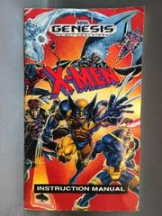 Instruction Manual | X-Men Sega Genesis