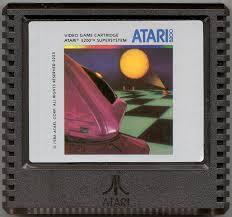 Ballblazer - Cartridge   Ballblazer Atari 5200