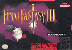 Final Fantasy III Super Nintendo Prices