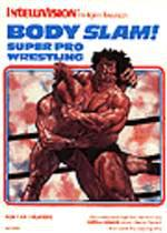 Body Slam Super Pro Wrestling Intellivision Prices