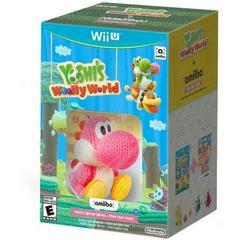 Yoshi's Woolly World [Pink Yarn Yoshi Bundle] Wii U Prices