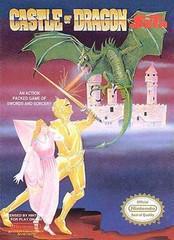 Castle of Dragon NES Prices
