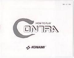Contra - Instructions | Contra NES
