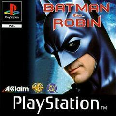 Batman & Robin PAL Playstation Prices
