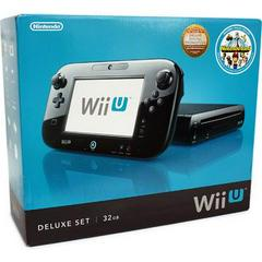 Wii U Console Deluxe Black 32GB Wii U Prices