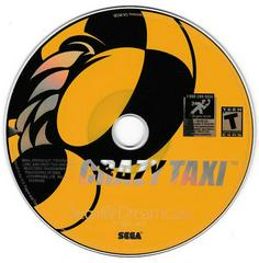 Game Disc | Crazy Taxi Sega Dreamcast