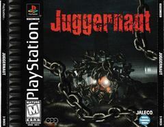 Front Of Case | Juggernaut Playstation