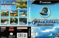 Artwork - Back, Front | Wave Race Blue Storm Gamecube